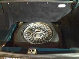 Mit neuer Teppichware versehen ist der Kofferraum wieder richtig schön.